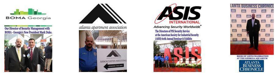 PSI Security Service in the Atlanta community