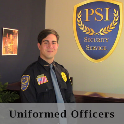 PSI Security uniformed officers in georgia