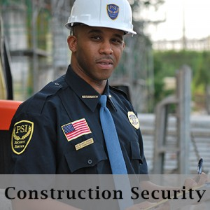 Construction site security services in Atlanta GA