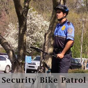Atlanta security bike patrol services