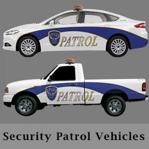 Security patrol vehicles in Atlanta GA