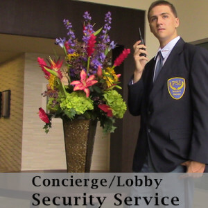 Concierge and Lobby Security Services in Atlanta GA