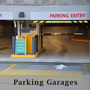 Parking garages security service in Georgia