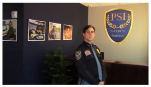 PSI unarmed uniformed security guard Atlanta