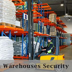 Georgia Warehouses Security Service