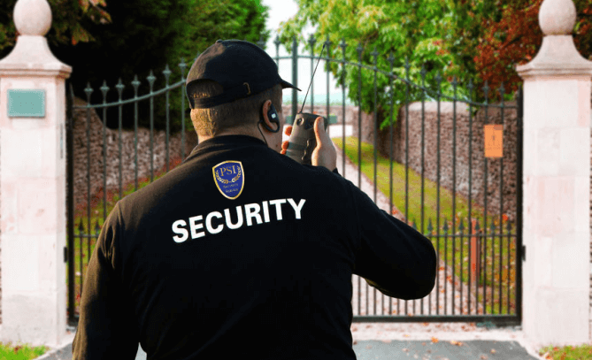 Why Should I Hire a Security Guard Service For My Small Business?