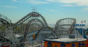 Amusement parks security guards